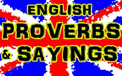 Diez refranes del Inglés