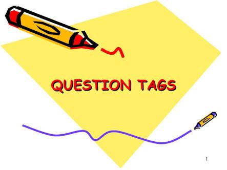 ¿Qué son las Question Tags?🧐